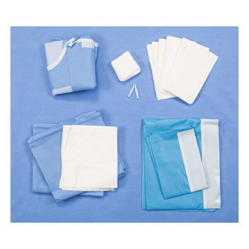 Disposable Standard Surgical Delivery Pack